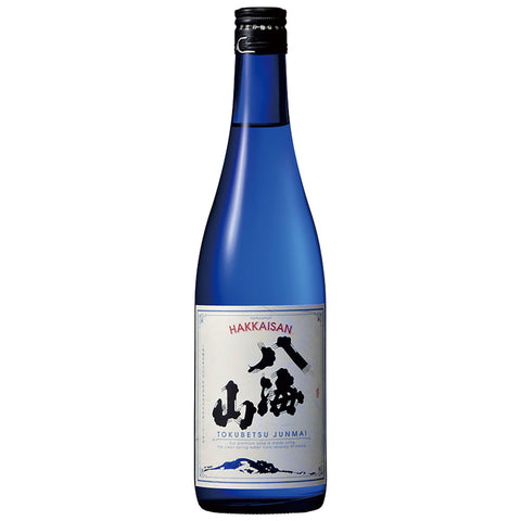 Hakkaisan Tokubetsu Junmai - 720ml Sake - Drinkka Alcohol Delivery Best Whiskey Wine Gin Beer Vodkas and more for Parties in Makati BGC Fort and Manila | Bevtools Bar and Beverage Tools