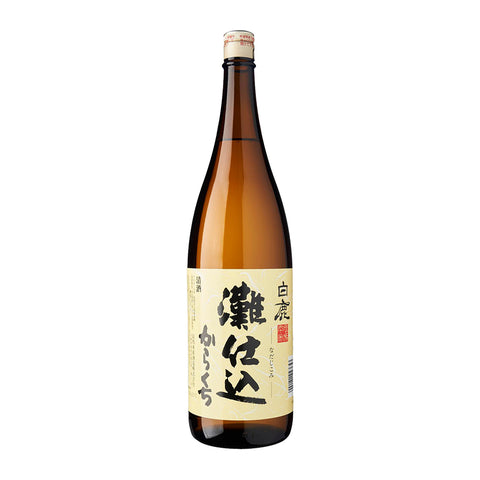 Hakushika Nada Jikomi - 1800ml Sake - Drinkka Alcohol Delivery Best Whiskey Wine Gin Beer Vodkas and more for Parties in Makati BGC Fort and Manila | Bevtools Bar and Beverage Tools