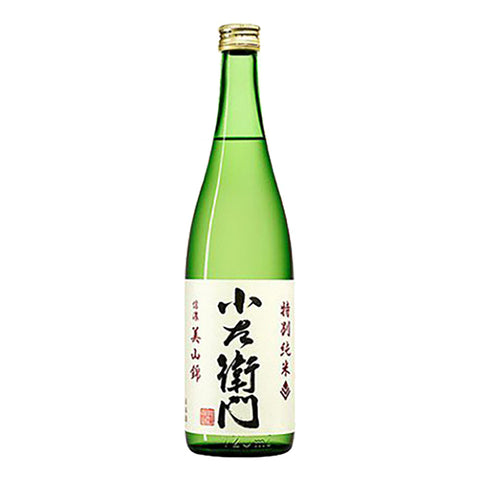Kozaemon Tokubetsu Junmai Shinano Miyamanishiki - 300ml Sake - Drinkka Alcohol Delivery Best Whiskey Wine Gin Beer Vodkas and more for Parties in Makati BGC Fort and Manila | Bevtools Bar and Beverage Tools