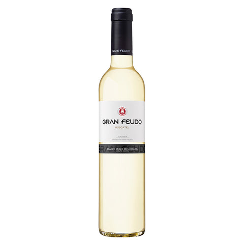 Chivite Gran Feudo Moscatel 2012 Dessert Wine - 500ml Dessert Wine - Drinkka Alcohol Delivery Best Whiskey Wine Gin Beer Vodkas and more for Parties in Makati BGC Fort and Manila | Bevtools Bar and Beverage Tools