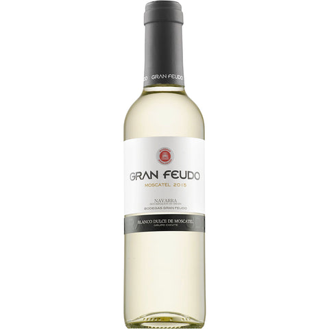 Chivite Gran Feudo Moscatel 2015 Dessert Wine - 500ml Dessert Wine - Drinkka Alcohol Delivery Best Whiskey Wine Gin Beer Vodkas and more for Parties in Makati BGC Fort and Manila | Bevtools Bar and Beverage Tools