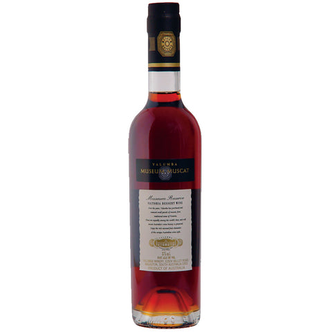Yalumba Museum Muscat NV - 375ml Dessert Wine - Drinkka Alcohol Delivery Best Whiskey Wine Gin Beer Vodkas and more for Parties in Makati BGC Fort and Manila | Bevtools Bar and Beverage Tools