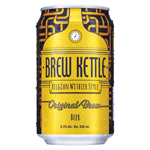 Brew Kettle 330ml Cans (6 Pack)