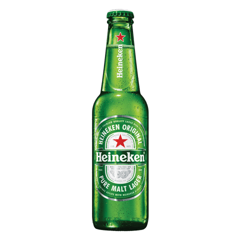 Heineken 330ml Bottle (6 Pack)