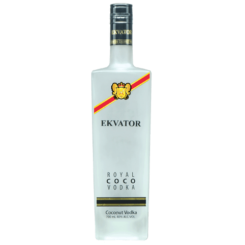 Ekvator Coconut Vodka - 700ml