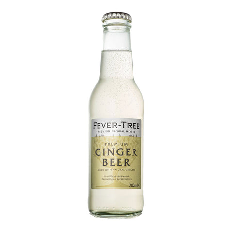 Fever Tree Ginger Beer - 200ml