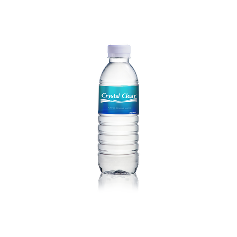 Crystal Clear Bottled Water