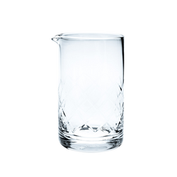 Hideki Mixing Glass - 500ml - Bevtools Bar Tools and Alcohol Delivery