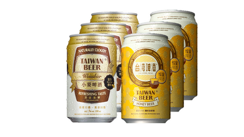 Taiwan Wheat Beer-330ml Pack of 6