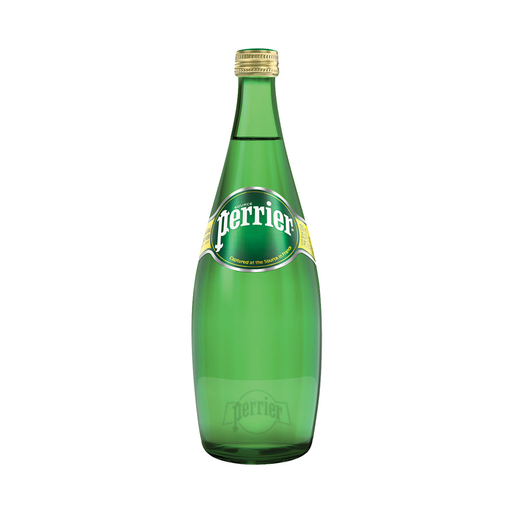 Perrier Sparkling Water - 750ml