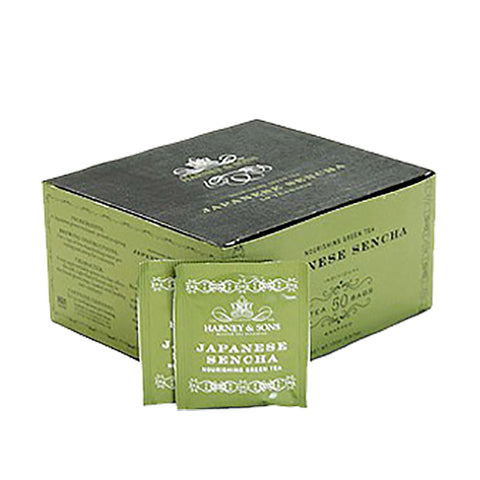 Harney & Sons Japanese Sencha Tea Bags 50 pcs.