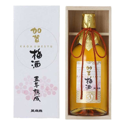 Kaga Umeshu 5 Years - 720ml