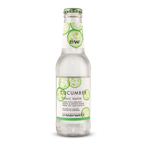 Lamb & Watt Tonic Water Cucumber-200ml