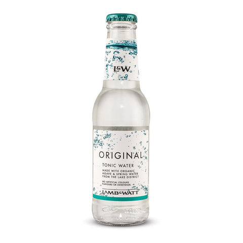 Lamb & Watt Tonic Water Original-200ml