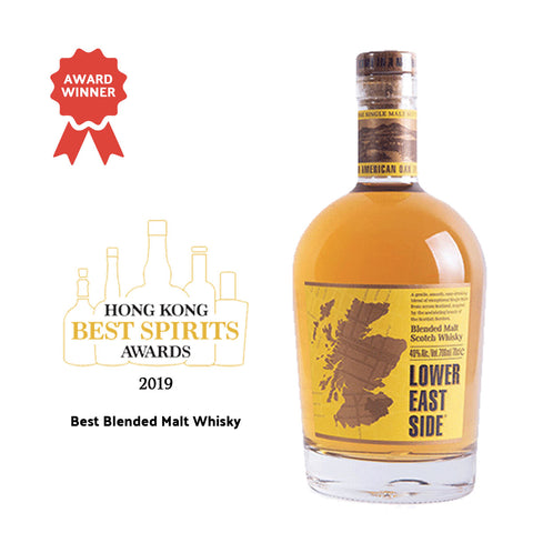 Lower East Side Blended Malt Scotch Whisky - 750ml