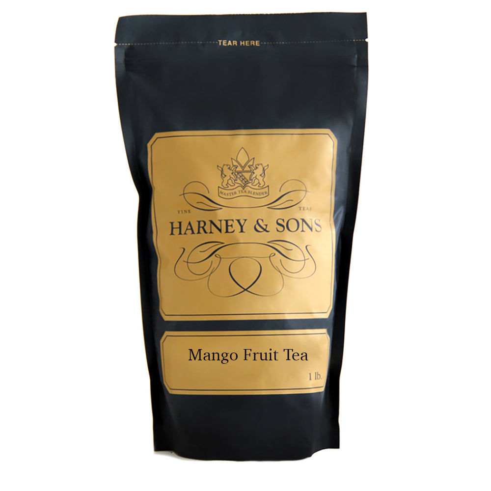Harney & Sons Mango Fruit Tea Loose Leaf 1 lb.