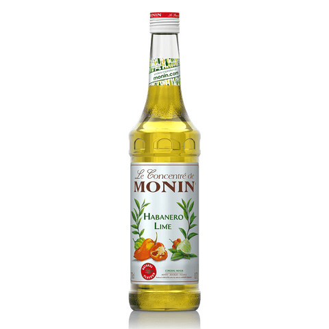 Monin Habanero Lime - 700ml