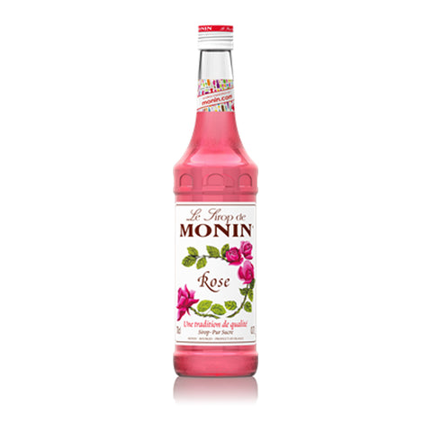 Monin Rose Syrup -700ml