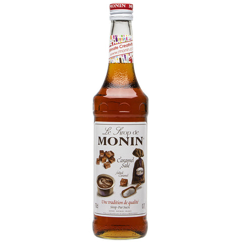 Monin Salted Caramel - 700ml