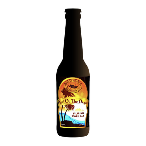 Great Islands: Pearl of the Orient Filipino Pale Ale - 330ml Local Craft Beer - Drinkka Alcohol Delivery Best Whiskey Wine Gin Beer Vodkas and more for Parties in Makati BGC Fort and Manila | Bevtools Bar and Beverage Tools