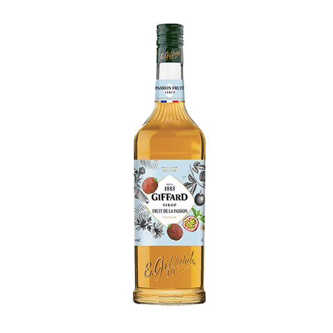 Giffard Fruits de la Passion (Passion Fruit) Syrup-1000ml
