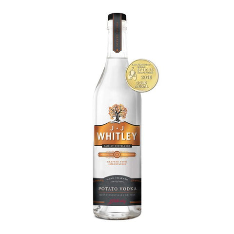 JJ Whitley Potato Vodka -700ml