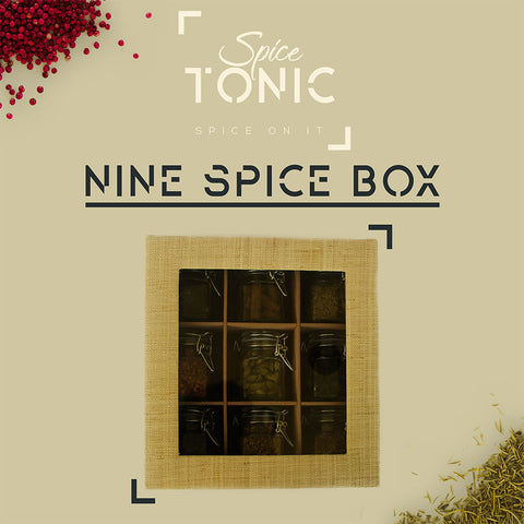 The Nine Spice Box