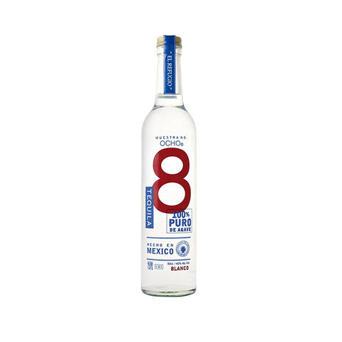 Tequila Ocho Blanco - 500ml