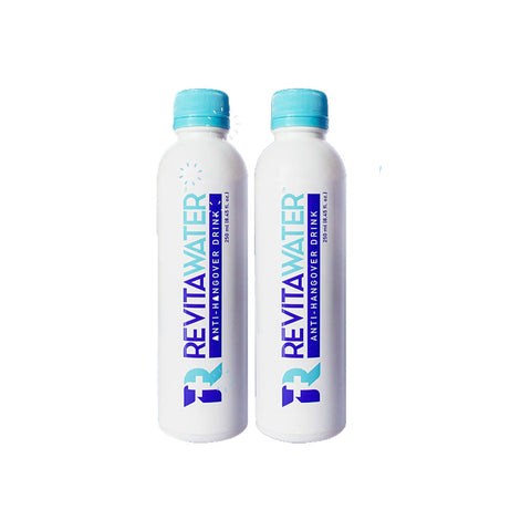 Revitawater Anti-Hangover Drink 250mL-Bundle of 2