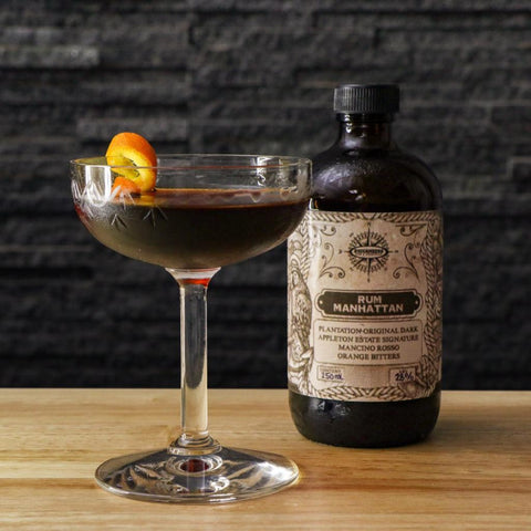 Buccaneers Rum Manhattan