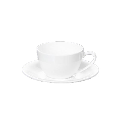 WILMAX CAPPUCCINO CUP & SAUCER 6 OZ /180ML