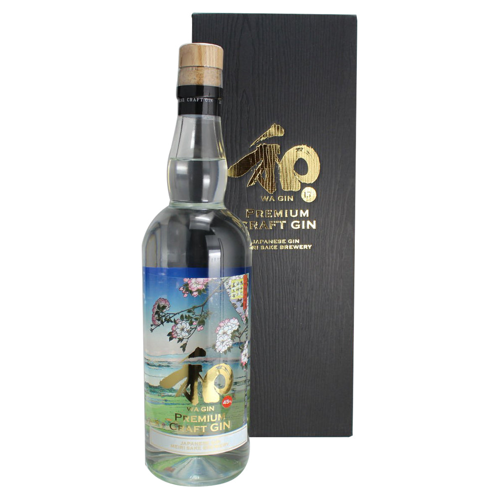 Wa Premium Craft Gin - 700ml