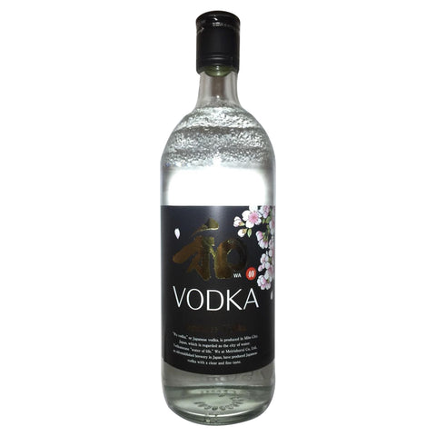 Wa Premium Craft Vodka -700ml