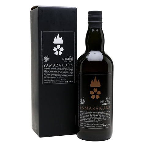 Yamazakura Black Label Whisky -700ml