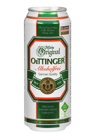 Oettinger Non-Alcoholic Beer Pack of 6 - 500ml