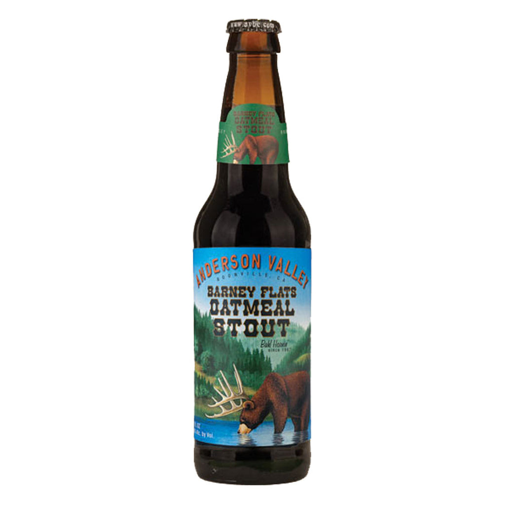 Anderson Valley Barney Flats Oatmeal Stout Beer - 355ml Imported Craft Beer - Drinkka Alcohol Delivery Best Whiskey Wine Gin Beer Vodkas and more for Parties in Makati BGC Fort and Manila | Bevtools Bar and Beverage Tools