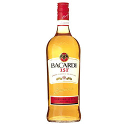 Bacardi 151 Rum - 750ml Rum - Bevtools Bar and Beverage Tools | Alcohol and Liquor Delivery Makati, Metro Manila, Philippines