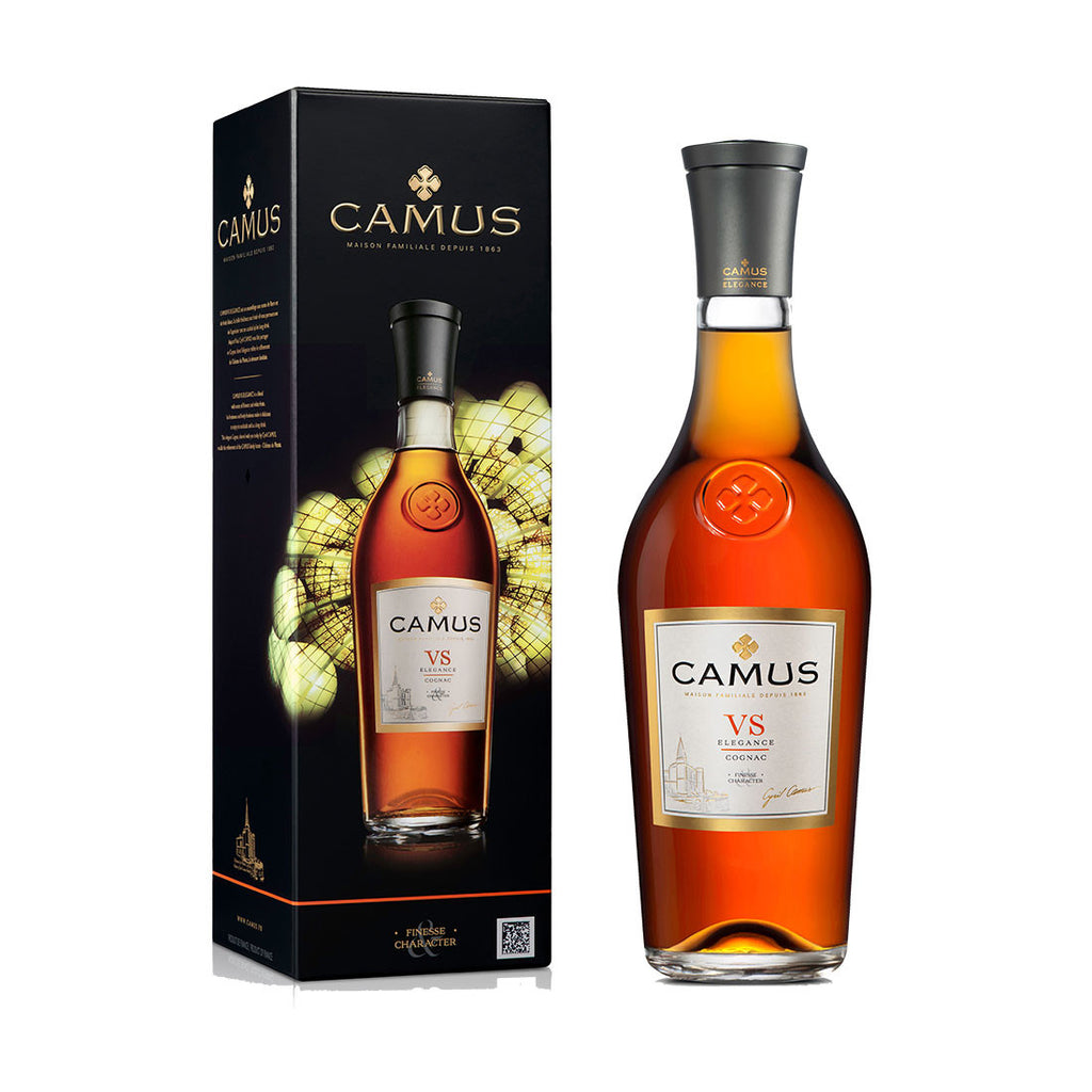 Camus VS Elegance -700ml Cognac & Brandy - Drinkka Alcohol Delivery Best Whiskey Wine Gin Beer Vodkas and more for Parties in Makati BGC Fort and Manila | Bevtools Bar and Beverage Tools