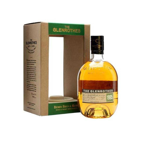 Glenrothes 1995 Single Malt Scotch Whisky - 700ml Whiskey - Drinkka Alcohol Delivery Best Whiskey Wine Gin Beer Vodkas and more for Parties in Makati BGC Fort and Manila | Bevtools Bar and Beverage Tools
