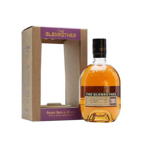 Glenrothes 2001 Single Malt Scotch Whisky - 700ml Whiskey - Drinkka Alcohol Delivery Best Whiskey Wine Gin Beer Vodkas and more for Parties in Makati BGC Fort and Manila | Bevtools Bar and Beverage Tools