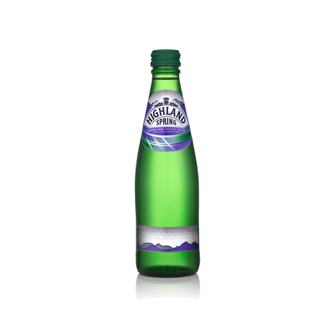 Highland Spring Sparkling Water - 330ml Other Beverages - Drinkka Alcohol Delivery Best Whiskey Wine Gin Beer Vodkas and more for Parties in Makati BGC Fort and Manila | Bevtools Bar and Beverage Tools