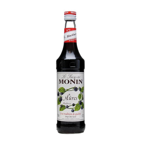 Monin Blackberry Syrup -700ml Syrups - Drinkka Alcohol Delivery Best Whiskey Wine Gin Beer Vodkas and more for Parties in Makati BGC Fort and Manila | Bevtools Bar and Beverage Tools
