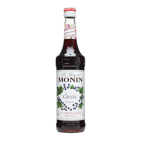 Monin Blackcurrant Syrup -700ml Syrups - Drinkka Alcohol Delivery Best Whiskey Wine Gin Beer Vodkas and more for Parties in Makati BGC Fort and Manila | Bevtools Bar and Beverage Tools