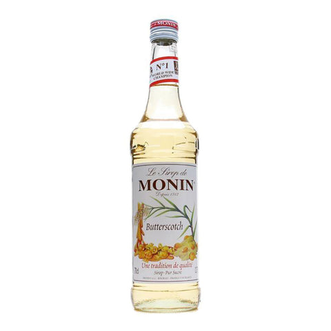 Monin Butterscotch -1000ml Syrups - Drinkka Alcohol Delivery Best Whiskey Wine Gin Beer Vodkas and more for Parties in Makati BGC Fort and Manila | Bevtools Bar and Beverage Tools