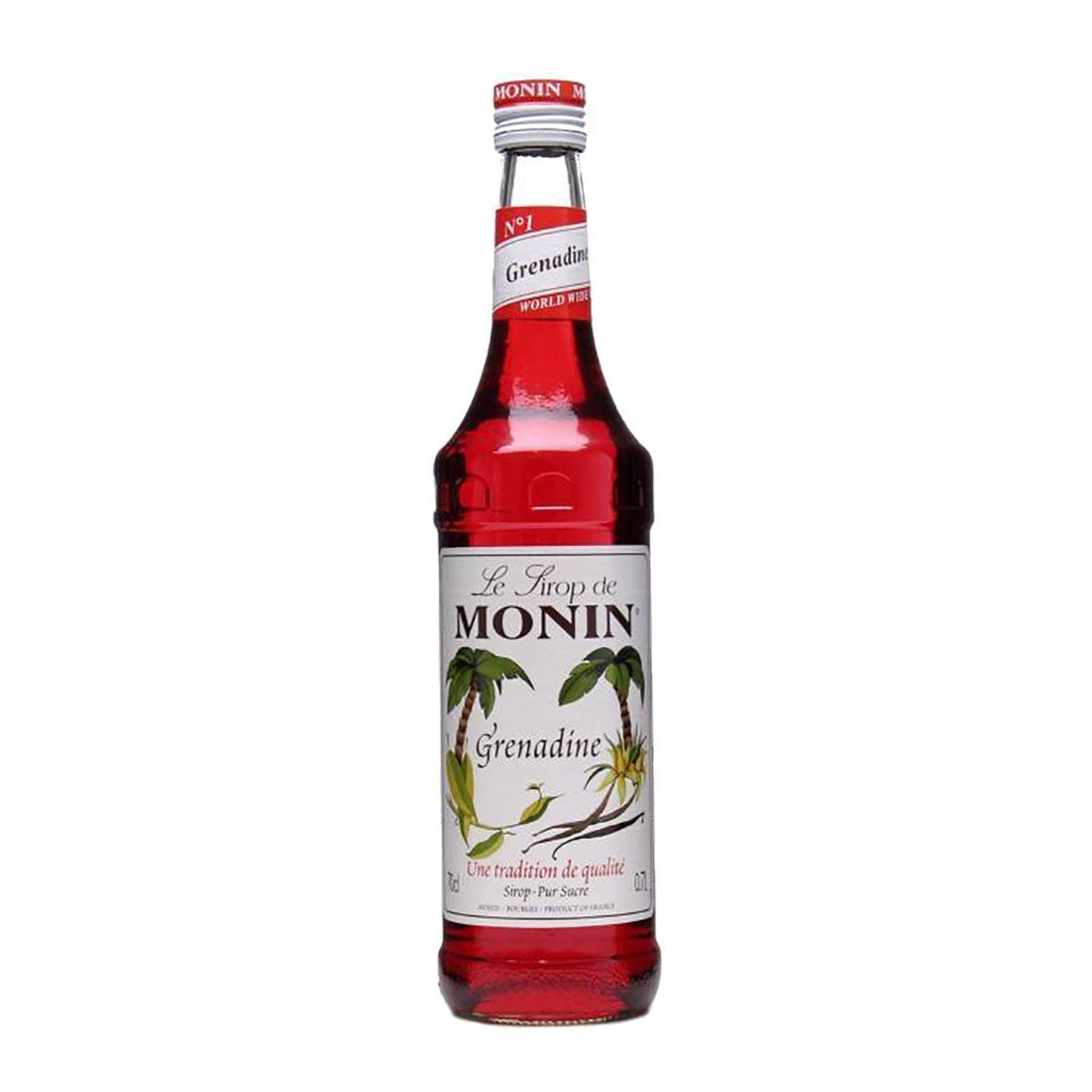 Monin Grenadine Syrup -1000ml Liqueurs & Syrups - Bevtools Bar and Beverage Tools | Alcohol and Liquor Delivery Makati, Metro Manila, Philippines