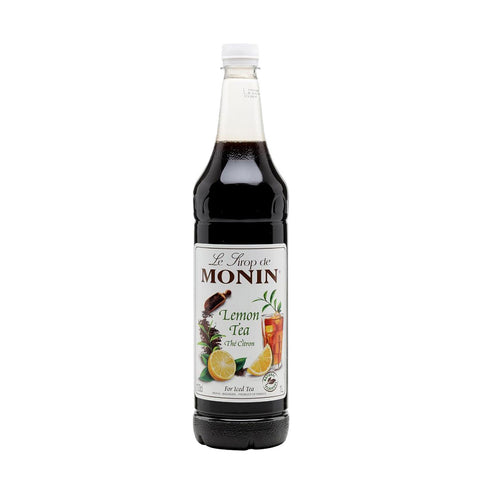 Monin Lemon Tea Syrup -700ml Liqueurs & Syrups - Bevtools Bar and Beverage Tools | Alcohol and Liquor Delivery Makati, Metro Manila, Philippines