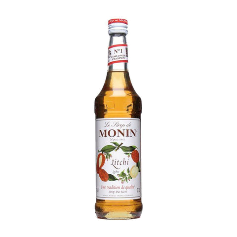 Monin Lychee -1000ml Syrups - Drinkka Alcohol Delivery Best Whiskey Wine Gin Beer Vodkas and more for Parties in Makati BGC Fort and Manila | Bevtools Bar and Beverage Tools