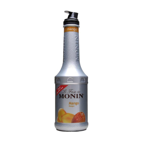 Monin Puree Mango -1000ml Syrups - Drinkka Alcohol Delivery Best Whiskey Wine Gin Beer Vodkas and more for Parties in Makati BGC Fort and Manila | Bevtools Bar and Beverage Tools