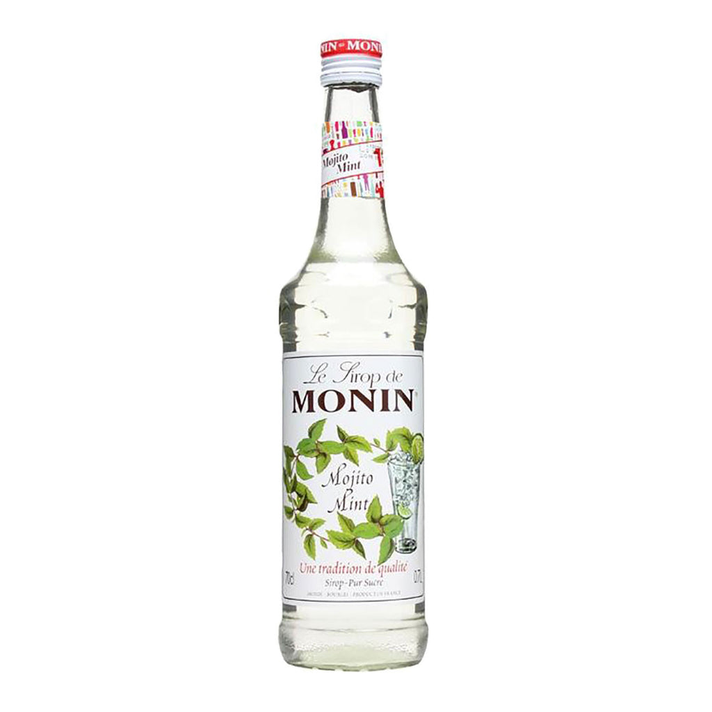 Monin Mojito Mint -1000ml Syrups - Drinkka Alcohol Delivery Best Whiskey Wine Gin Beer Vodkas and more for Parties in Makati BGC Fort and Manila | Bevtools Bar and Beverage Tools