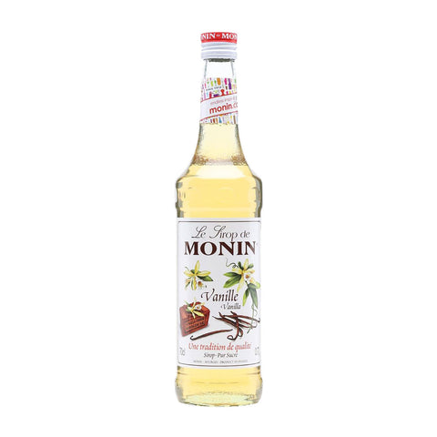 Monin Vanilla Syrup -1000ml Liqueurs & Syrups - Bevtools Bar and Beverage Tools | Alcohol and Liquor Delivery Makati, Metro Manila, Philippines
